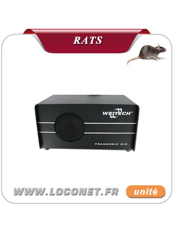 Répulsif rat ultrason - STOPMULTI 325 répulsif à rat ultrason