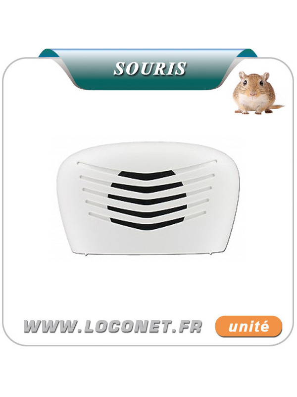 Répuslif à ultrasons pour faire fuire des souris 135 m² - STOPMULTI 135