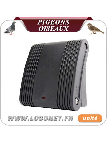 Répulsif électronique contre oiseaux et pigeons - BRID REPEL
