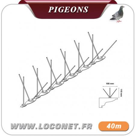 Pic à pigeon ULTRA 2 - 40 mètres