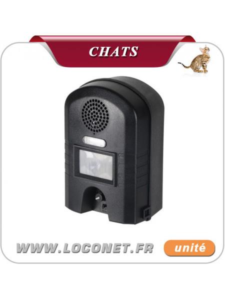 Répulsif électronique pour chat - GARDEN PROTECTOR 2pour chat