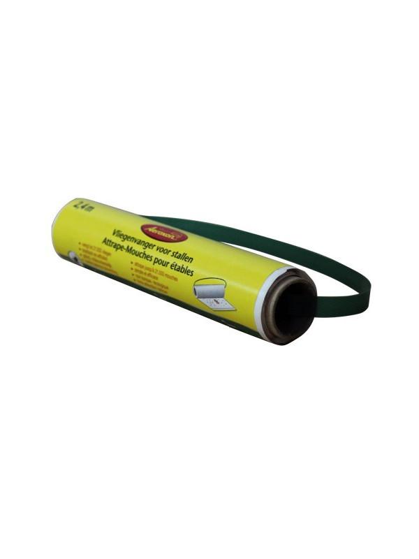 Attrape mouche naturel - Attrape mouche glu rouleau 2.4m - Aeroxon