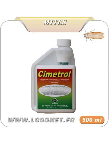 Insecticide / Produit anti mites textiles - CIMETROL