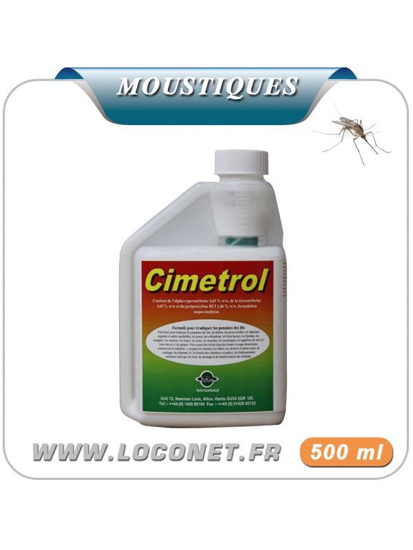 Insecticide anti moustiques efficace - CIMETROL