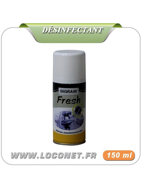 Désinfectant et Bactéricide pour maisons et appartements DIFRESH