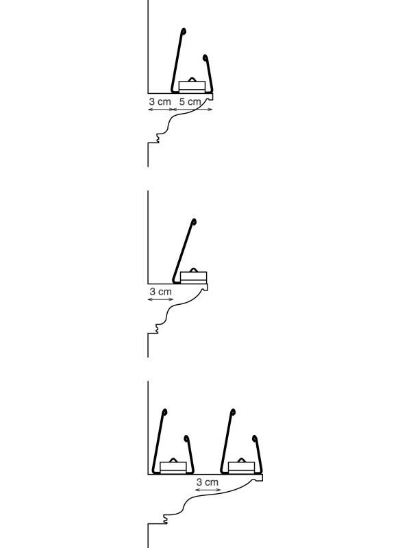 Câble anti pigeon double BIRD 2 - 50 mètres linéaires
