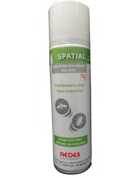 Aérosol insecticide répulsif à moustiques naturel - PYRÈTHRE