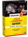 La Pasta des Rongeurs - Pâte rotenticide forte appétence DIGRAIN - 1.5Kg