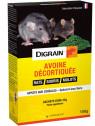 Raticide souricide  - Digrain Avoine décortiquée Bromadiolone - Etui de 150g