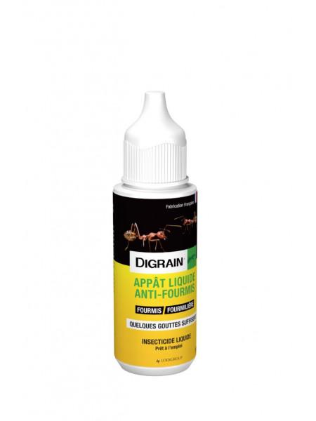 Insecticide liquide anti fourmis - DIGRAIN APPAT  FOURMIS 60 ML