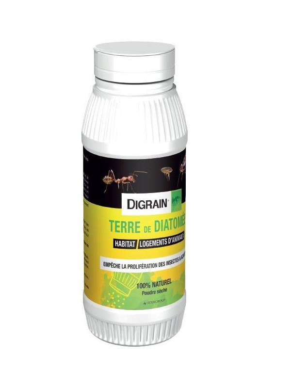 Digrain Terre de Diatomée 100% naturelle - Pot 430g