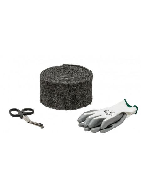 kit XCLUDER tissu reboucheur contre rongeurs, fouines et répulsif