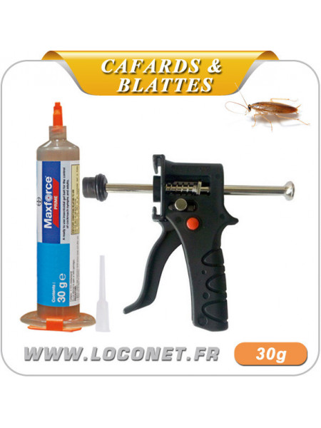 Maxforce Prime Gel + Pistolet applicateur GELGUN