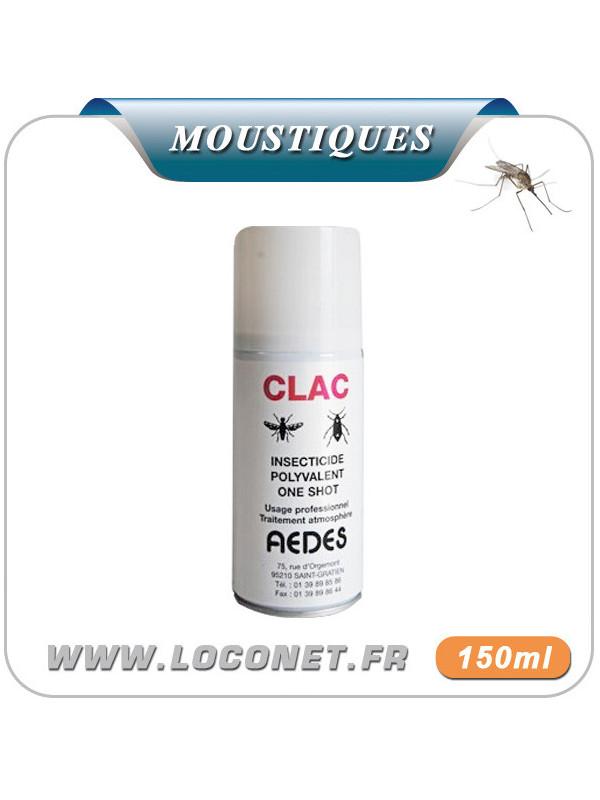 Produit contre moustiques - CLAC