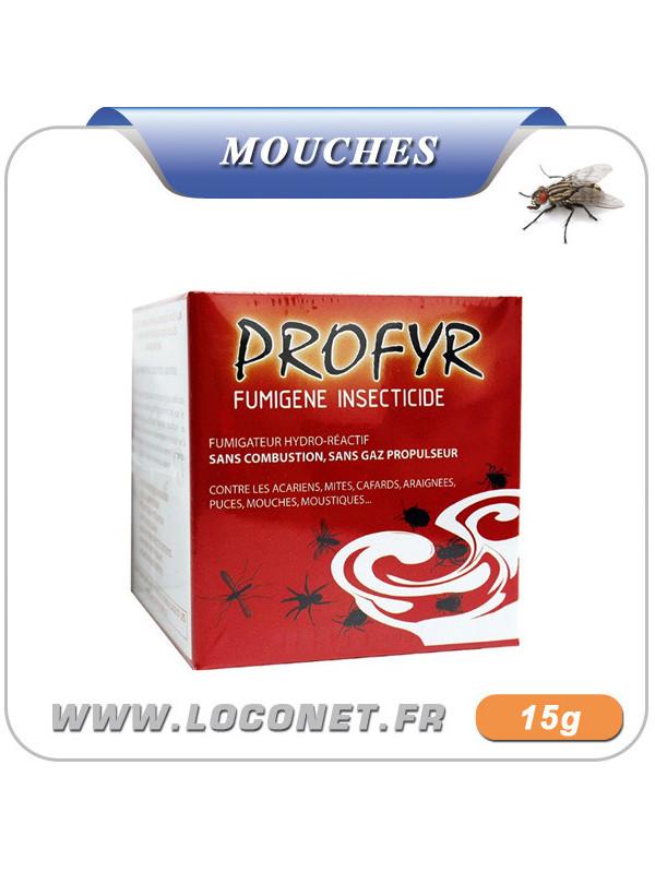 Produit fumigène pour mouches - PROFYR
