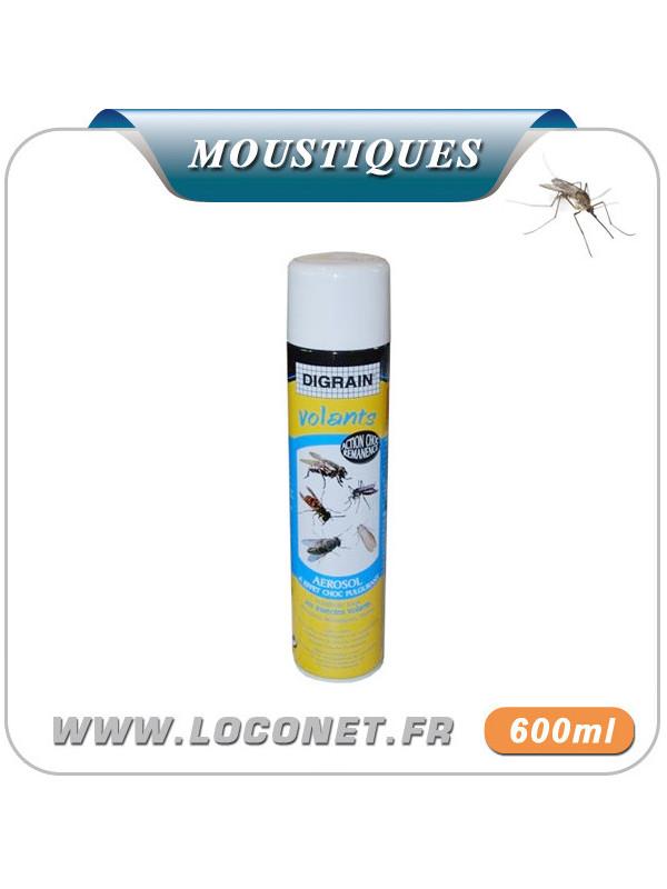 Produit contre moustiques - DIGRAIN VOLANTS