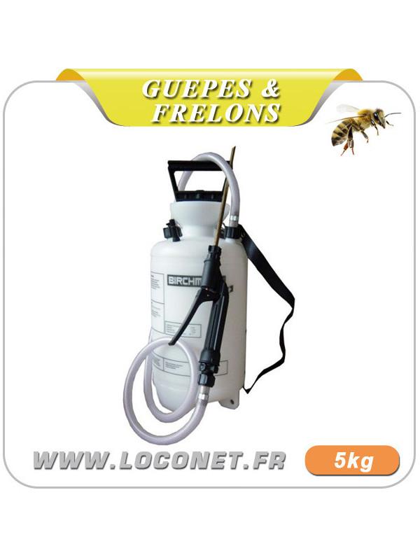 Pulvé-poudreur à pression DR5 - AEDES