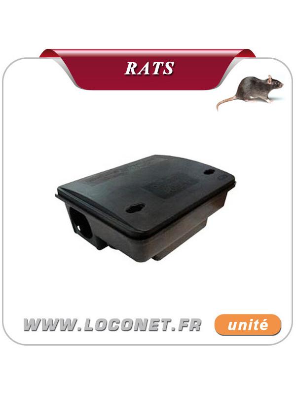 Poste d'appâtage attrape rats BETABOX