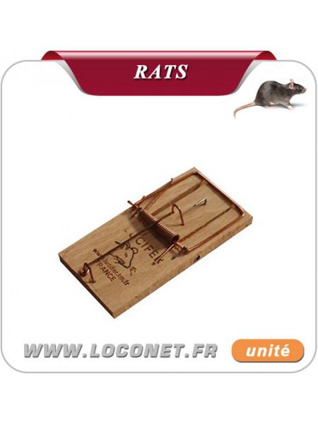 Tapette en bois pour pieger les rats - MASY